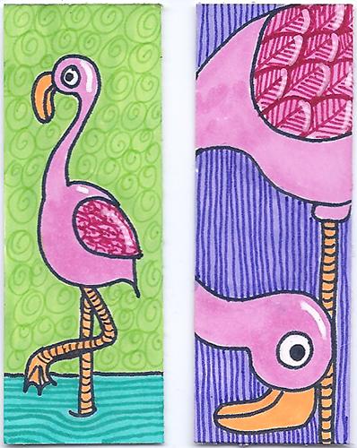 Flamingo Moos