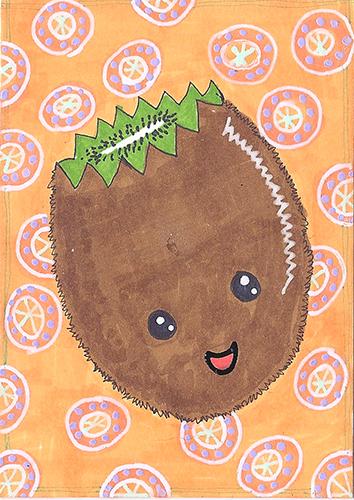 Kawaii Kiwi