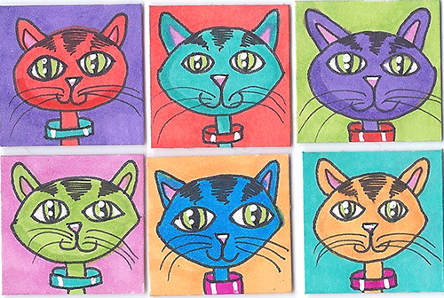 Kitty Heads